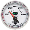 """Autometer NV Short Sweep Electric Water Temperature gauge 2 1/16"""" (52.4mm)"""