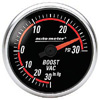 "Autometer Nexus Full Sweep Electric Boost / Vacuum gauge 2 1/16"" (52.4mm)"
