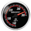 "Autometer Nexus Full Sweep Electric Oil Temperature gauge 2 1/16"" (52.4mm)"