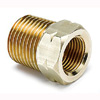"""Autometer Adapters & Fittings Temperature Adapters 1/2"""" Npt Temp Adapter Accessories"""