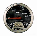 Blitz - Gauge - DC II Series 60mm Carbon Boost Meter