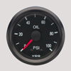 VDO Cockpit Series Analog Oil Pressure Gauge