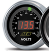 AEM Digital Volt Meter Gauge