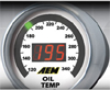 AEM Digital Oil Temperature Gauge