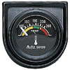 """Autometer Auto Gage Short Sweep Electric Water Temperature gauge 1 1/2"""" (38.1mm)"""