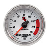 "Autometer C2 Full Sweep Electric Nitrous Pressure gauge 2 1/16"" (52.4mm)"