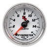 "Autometer C2 Full Sweep Electric Pyrometer gauge 2 1/16"" (52.4mm)"
