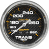 "Autometer Carbon Fiber Mechanical Trans Temperature gauge 2 5/8"" (66.7mm)"