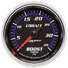 "Autometer Cobalt Mechanical Boost gauge 2 1/16"" (52.4mm)"