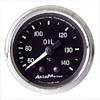 "Autometer Cobra Mechanical Oil Temperature gauge 2 1/16"" (52.4mm)"