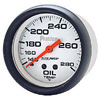 "Autometer Phantom Mechanical Oil Temperature gauge 2 5/8"" (66.7mm)"