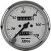 "Autometer American Platinum In-Dash Tachs & Speedos Speedometer Gauges  3 1/8"" (79.4mm)"